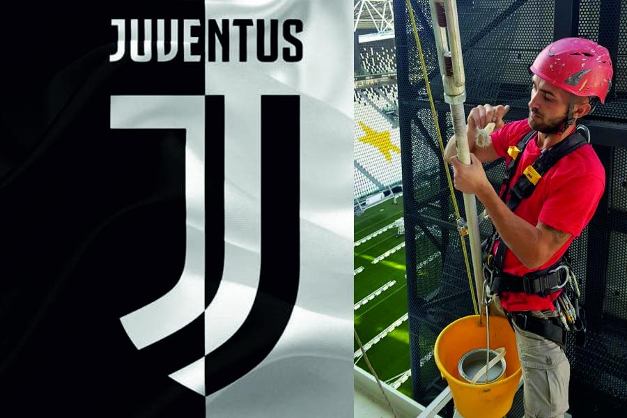 Manutenzione Juventus Stadium
