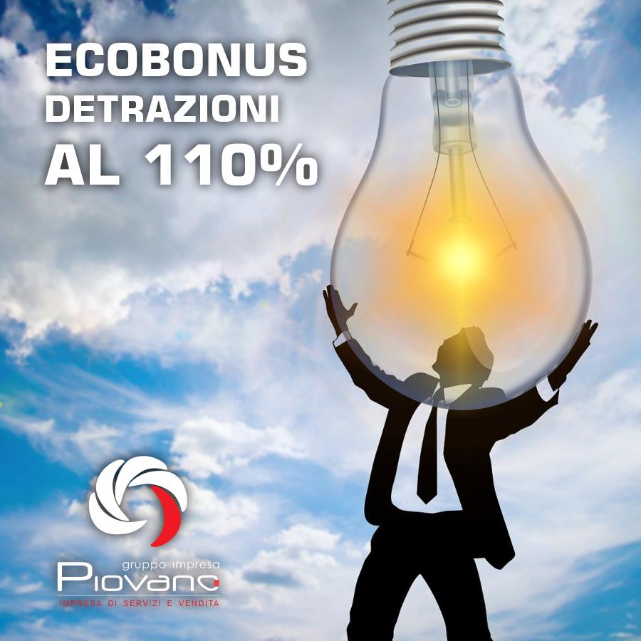 Riqualificazione energetica Ecobonus 110%